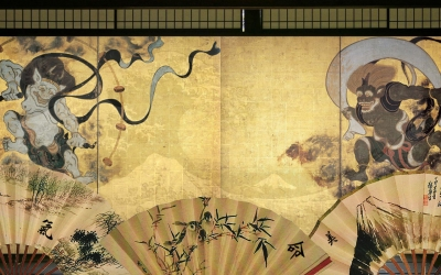 japanese traditional art by kyotowolf on DeviantArt