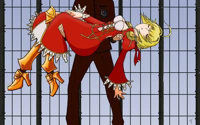 Fate/Monogatari by Dantefx