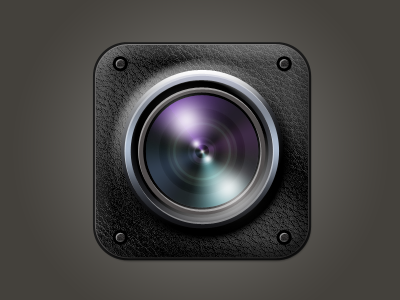 Camera App Icon by tickey