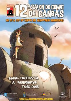 Cartel de Cangas 2008