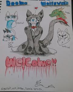 Dooma-wolfsvain's Profile Picture