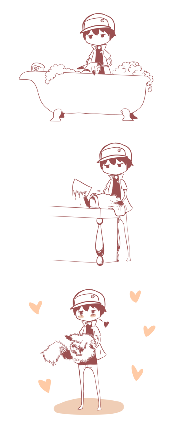 Red's biggest love by Z--E--T