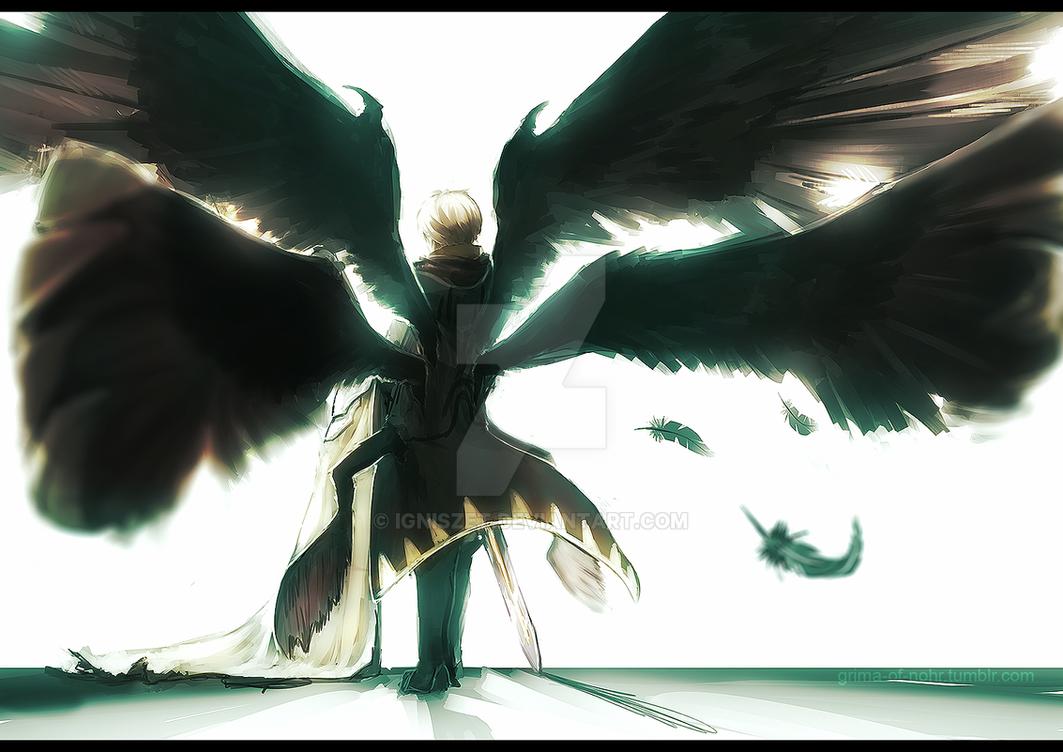 wings of despair by Z--E--T