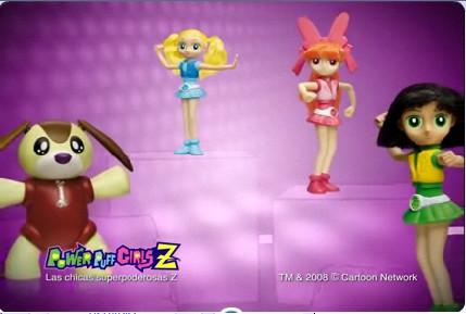 Powerpuff Girls Z Toys By Techgirl10 On Deviantart