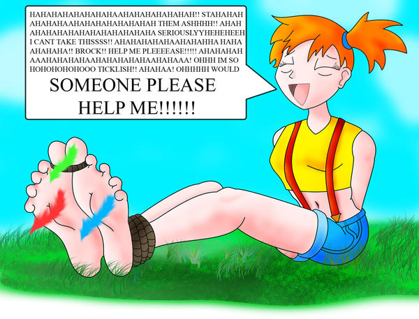 Tickling Misty by zp92