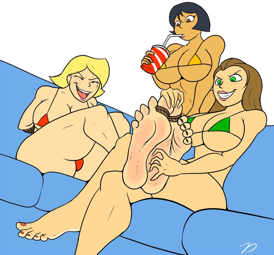 Gadget pussy tickling - 5 8