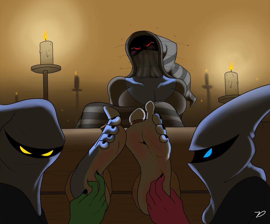 Abriika's Ritual by zp92
