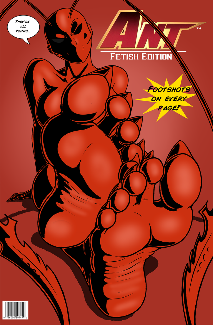The Ant Fetish Comic by zp92