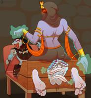 Fate of a Swordswoman