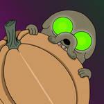 Halloween Time - Zombie Jake
