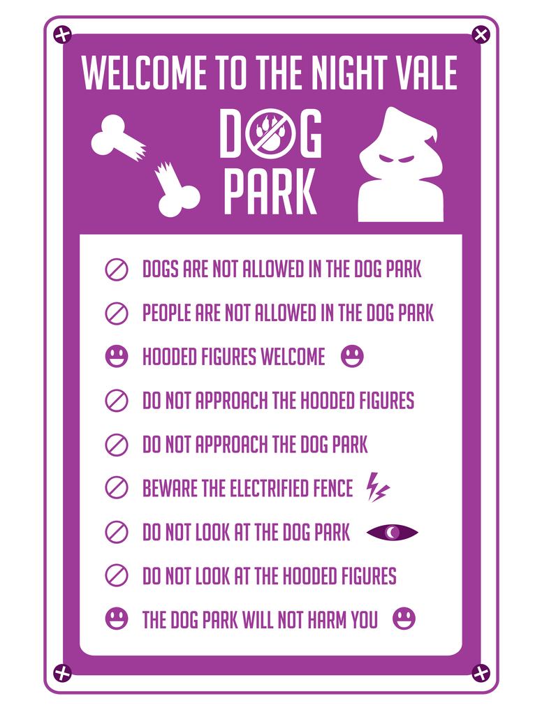 Dog Park Night Vale Quote