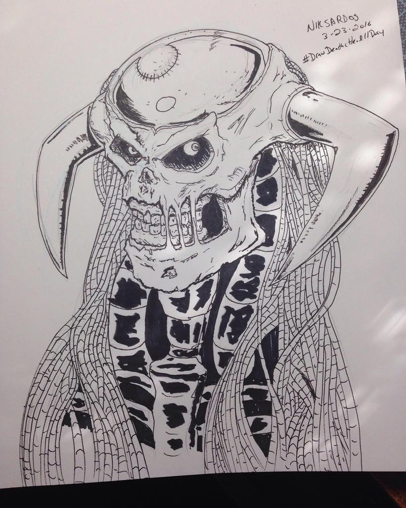 Death's Head II by T16skyhopp