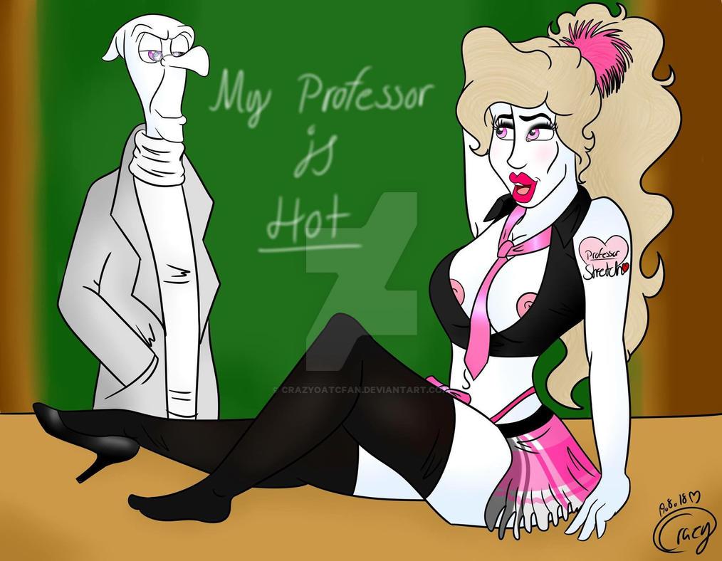~ Hot Professor ~ by CrazyOATCFan