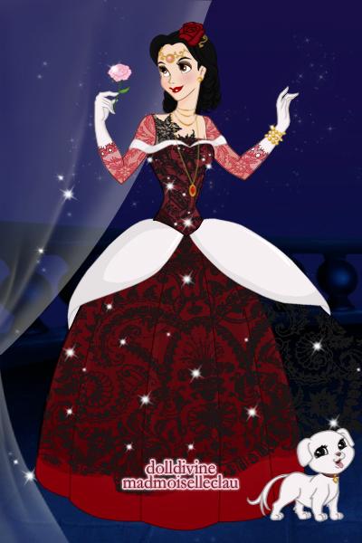 VK/Disney Laura by CrimsonVampiress
