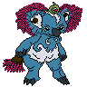 Koalypt sprite W/O Background by CrimsonVampiress