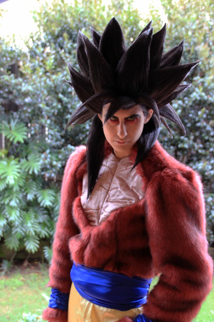 DBGT SSJ4 Goku Cosplay u0027u0027Letu0027s Settle This.  sc 1 st  CrimsonV&iress - DeviantArt & DBGT: SSJ4 Goku Cosplay: u0027u0027Letu0027s Settle This..u0027u0027 by CrimsonVampiress ...
