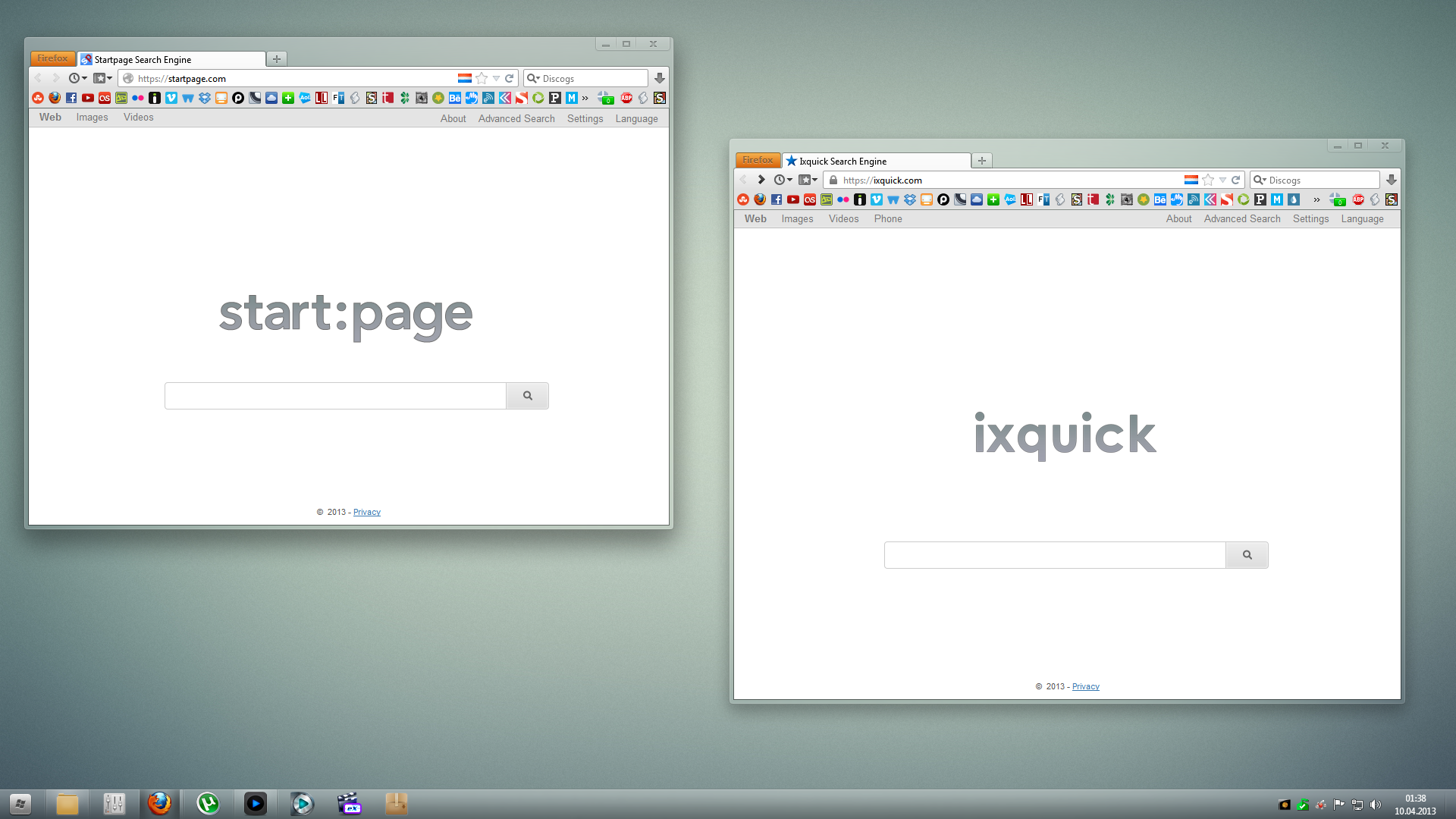 what is startpage search engine