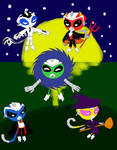 SRMTHFG Halloween