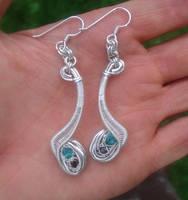 earrings by nonomie