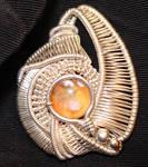 Fire Opal Wrap