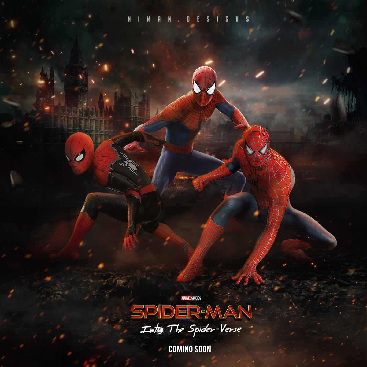 Live Action Spider-verse by pr0str3et on DeviantArt