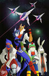 Heroes of the Lylat System