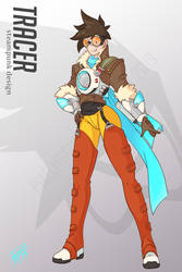 Tracer - Steampunk Design