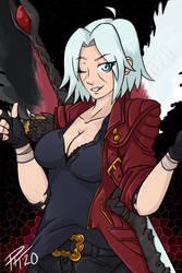 Devil May Cry 5 - Dante(Genderflip Design)