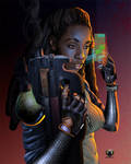 Afro_Future Soldier