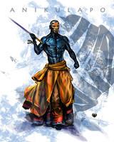 Anikulapo Poster art by Mshindo9