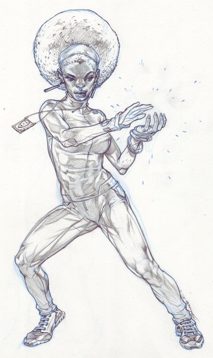Superhero Huff 2 by Mshindo9