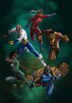 Advent Comics Cover