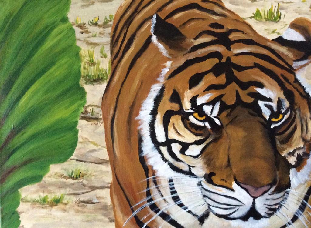 Tiger by Nerak-66