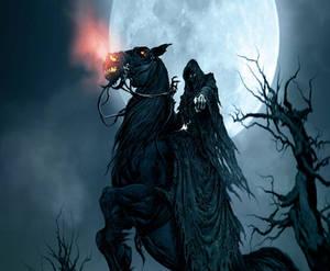 Grim Reaper Full Moon