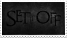 Set It Off |the shity chaos stamp by Anofus