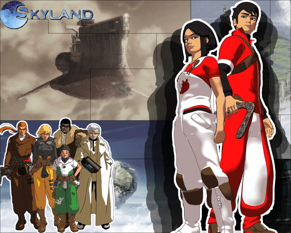 Skyland скачать игру - фото 10
