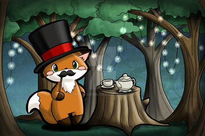 Mr Fox by melissah84