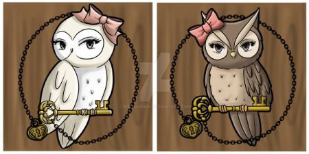 Owls by melissah84