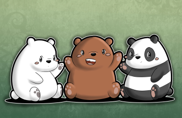 We Bare Bears by melissah84