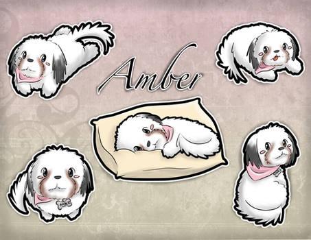 Commission: Amber