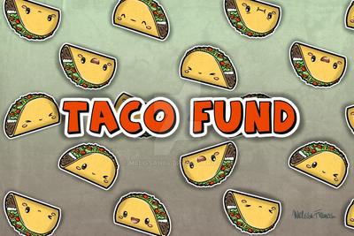 Zippered bag: Taco Fund