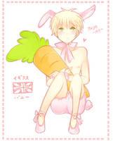 APH: Iggy Bunny XD by RuminE