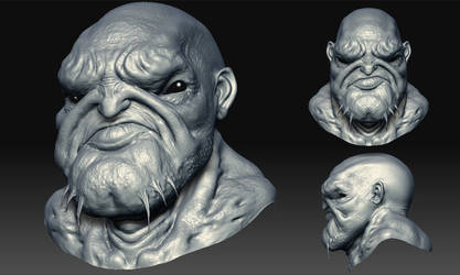 mutated orc