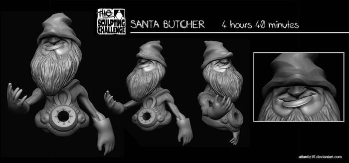 Santa Butcher
