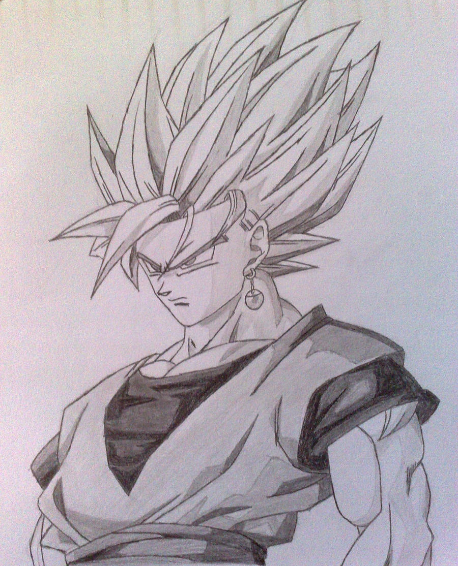 Goku ssj2 by FoRz4Sp4rK04 on DeviantArt