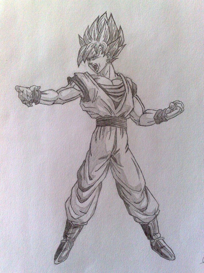 Goku Ultra Instinct Png Full Body Wsuit By Davidbksandrade Nekoar