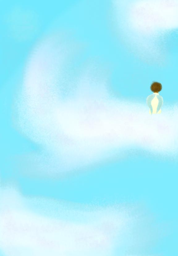 Angel by WysteriaMage