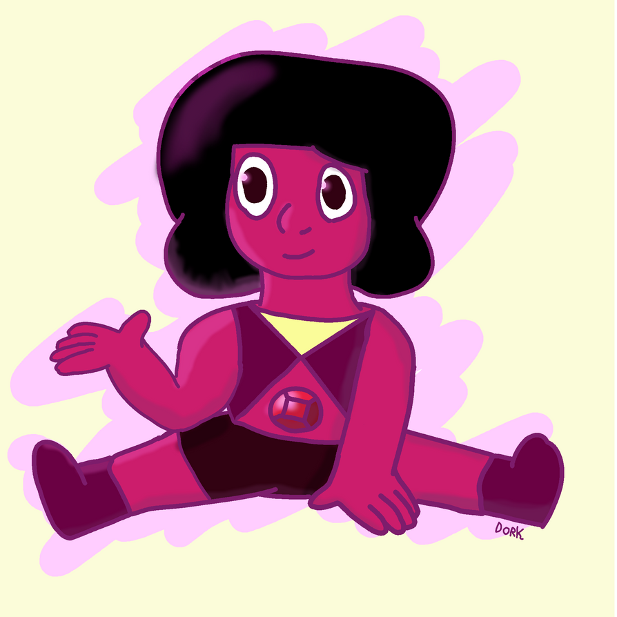 Navy The Ruby by WysteriaMage