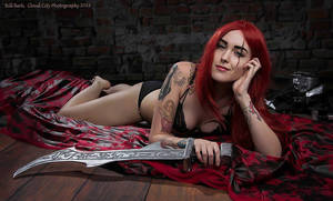 Katarina Cosplay - League of Legends
