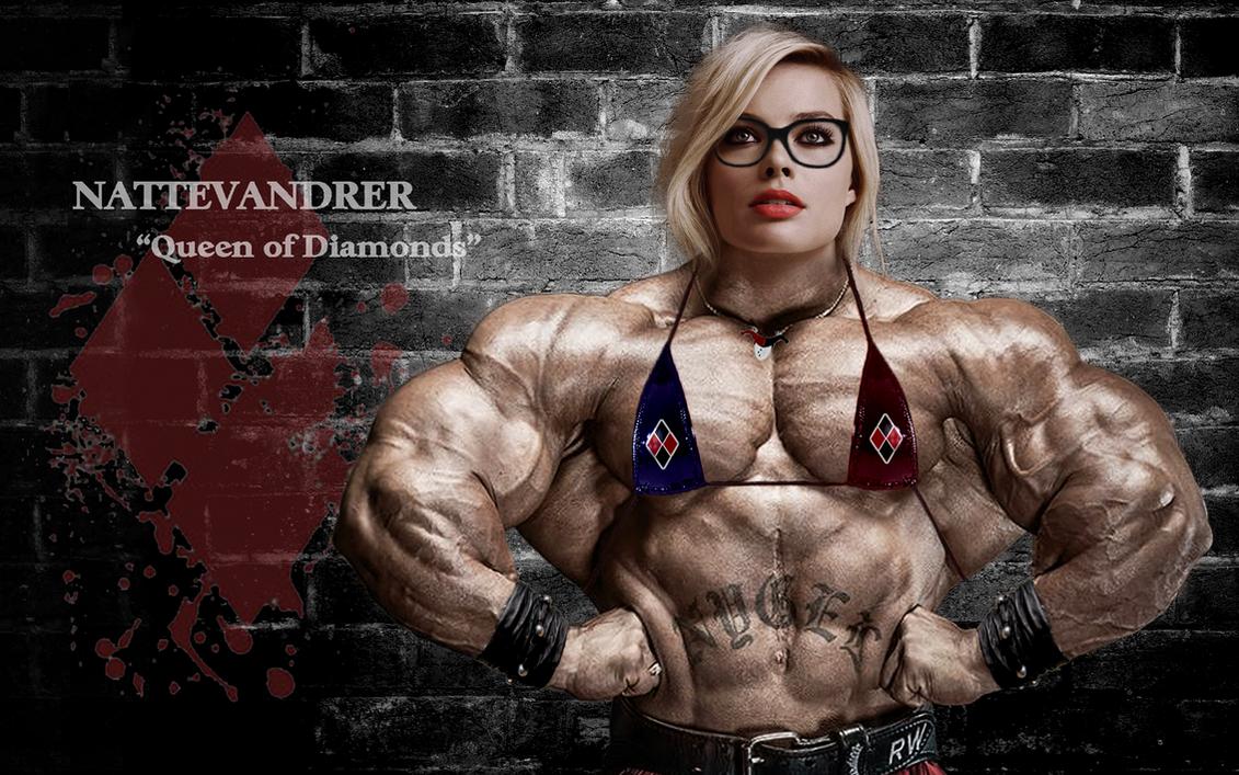 Queen of Diamonds By Nattevandrer Complete by Nattevandrer